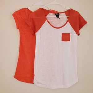 *Bundle* 2 Rue21 Tops Size Small